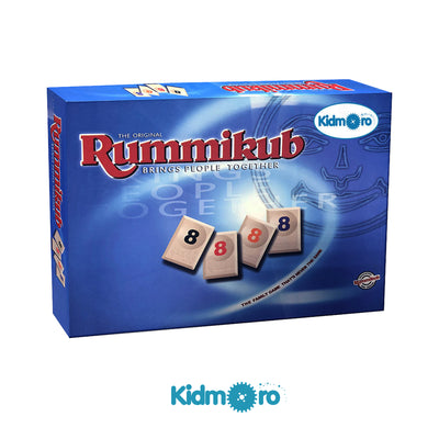 Rummikub Original Board Game (2-4 Players) + FREE Gift (birthday cake)