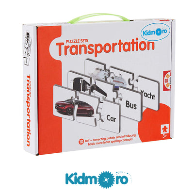 Transportation Game Puzzle