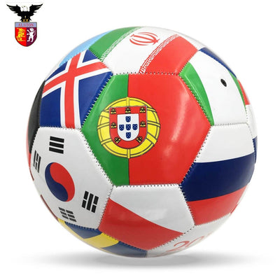 5-inch Country Flag Soccer ball