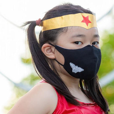 Vi-KIDS WONDER WOMAN LOGO