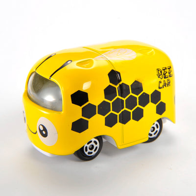 Cartoon Series,, Die Cast, Color Yellow