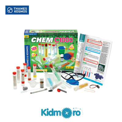 Chem C1000 Kids Science Experiment Kit
