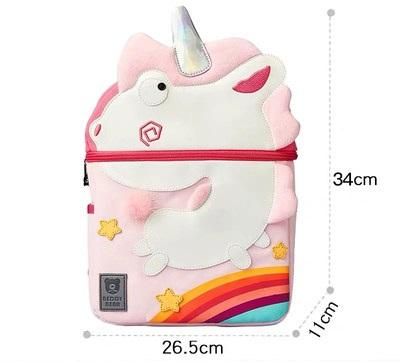 Beddy Bear Kids School Bag - Unicorn Design