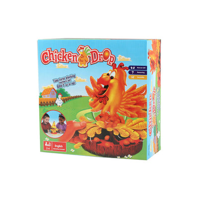 Chicken Drop Fun Game