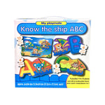 Know the Ship ABC Puzzle Set