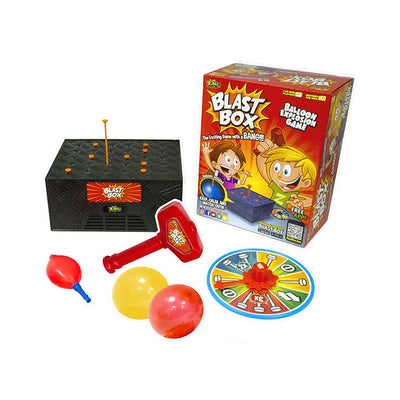 Blast Box Board Game