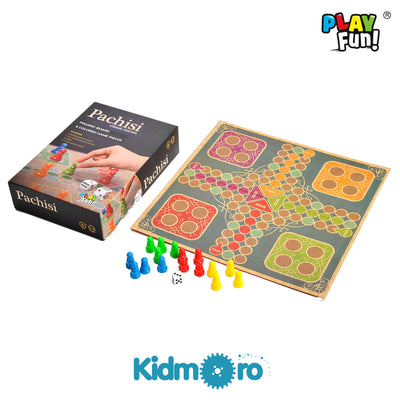PlayFun Classic Board Games Collections