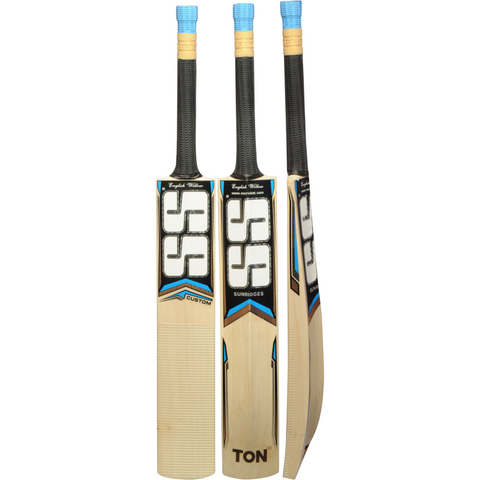 SS TON Custom English Willow Cricket Bat SH Size-CLEARANCE *FREE SHIPPING*