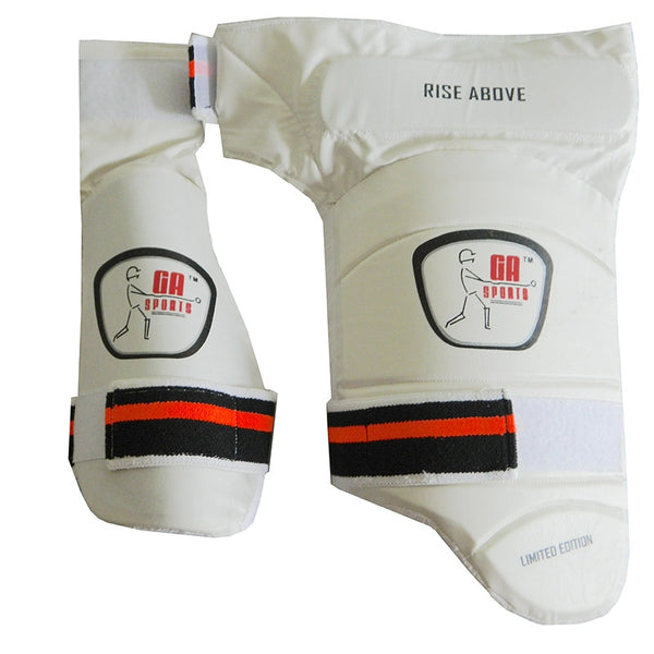 GA Sports Limited Edition Thigh Guard Combo Protector
