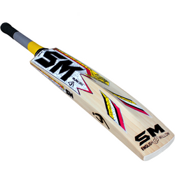 SM Play On English Willow Cricket Bat