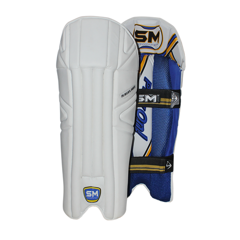 SM Players Pride Wicket Keeping Pads/Legguards