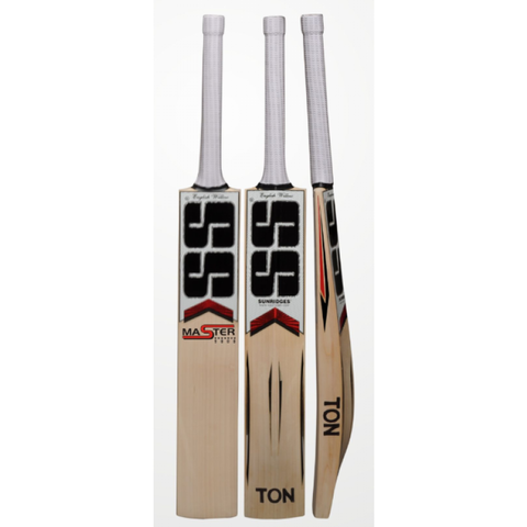 SS TON Master English Willow Cricket Bat SH Size-CLEARANCE *FREE SHIPPING*