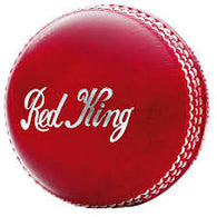 Kookaburra Red King Cricket ball 156 grams Red