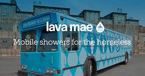 You're Invited! - Lava Mae Charity Event