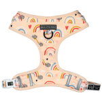 Big & Little Dogs Rainbow Dreams Adjustable Harness