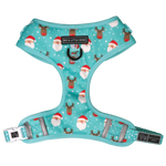 Big & Little Dogs Santa's Reindeers Adjustable Harness
