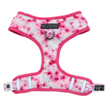 Big & Little Dogs Pink Tie Dye Adjustable Harness