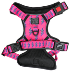 Big & Little Dogs Pink Lightning All Rounder Harness