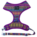 Big & Little Dogs Classic Print Harness: Aztec Dreams
