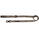 Big & Little Dogs Luxurious Leopard Dog Leash