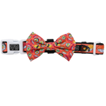 Big & Little Dogs Sashimi Collar & Bow Tie