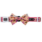Big & Little Dogs Slumber Party Collar & Bow Tie