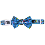 Big & Little Dogs Surf's Up Collar & Bow Tie