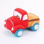 Pickup Truck Squeaker Dog Toy
