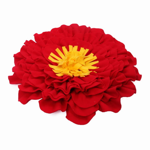 Image of Chrysanthemum Flower Snuffle Mat