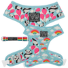 Big & Little Dogs Beary Cute Reversible Harness
