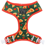 Big & Little Dogs Pupperoni Pizza Reversible Harness