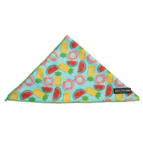 Big & Little Dogs A Splashing Good Time Bandana-DoggyTopia