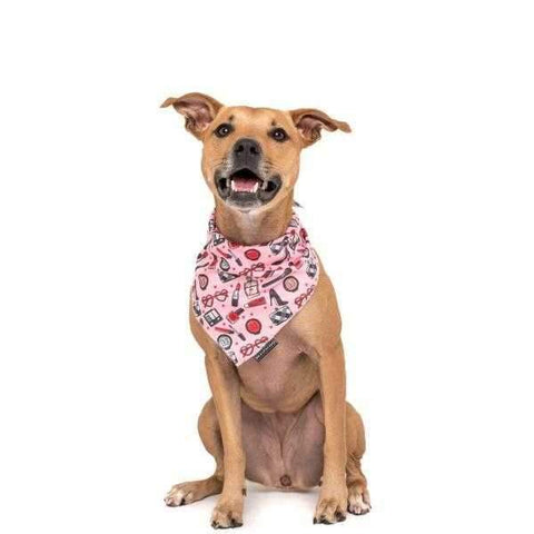 Big & Little Dogs Girl Boss Bandana-DoggyTopia