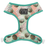 Big & Little Dogs Miami Summer Reversible Harness-DoggyTopia