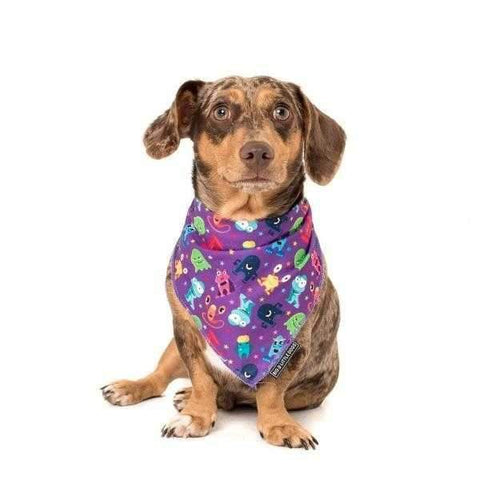 Big & Little Dogs Monster Mash Bandana-DoggyTopia