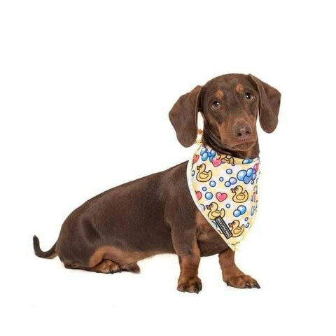Big & Little Dogs Rubber Ducky Bandana-DoggyTopia