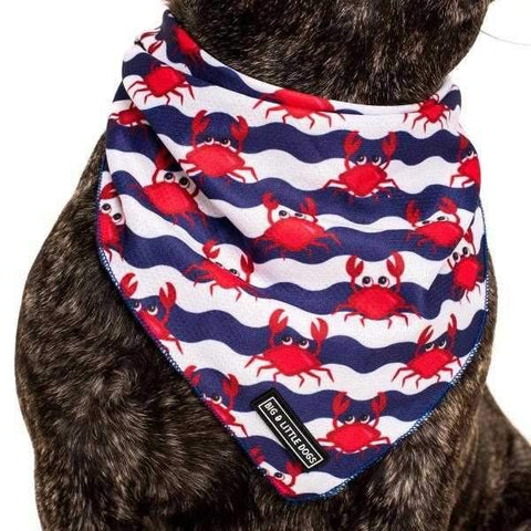 Big & Little Dogs Under The Sea Bandana-DoggyTopia