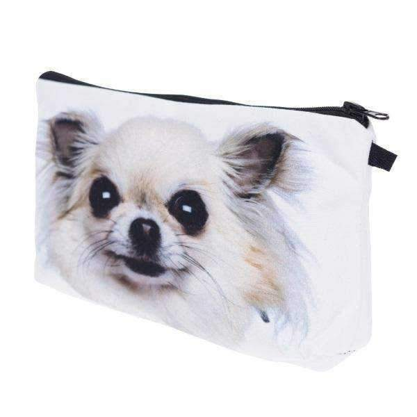 Chihuahua Cosmetic Bag-DoggyTopia