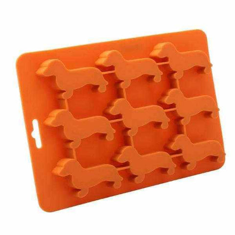 Image of Dachshund Silicone Mould-DoggyTopia