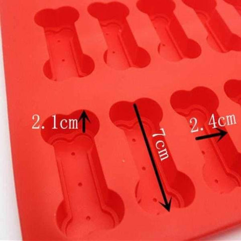 Dog Bones Silicone Mould-DoggyTopia