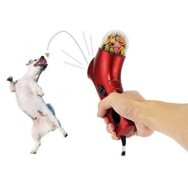 Dog Treat Launcher-DoggyTopia