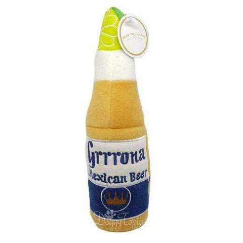 Image of Grrrona Beer Dog Toy-DoggyTopia