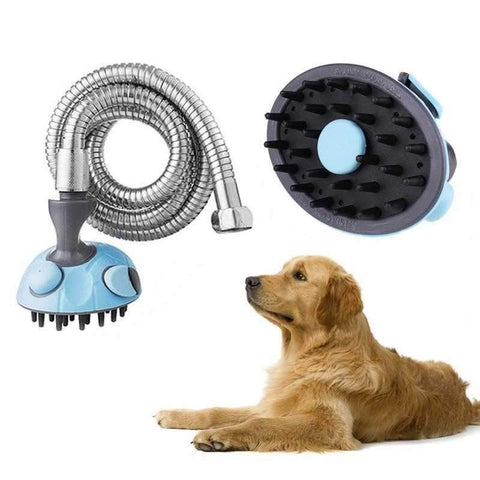 Multifunctional Dog Wash Shower Head-DoggyTopia