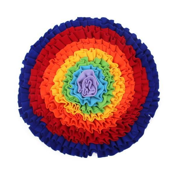*** Over The Rainbow Snuffle Mat-DoggyTopia