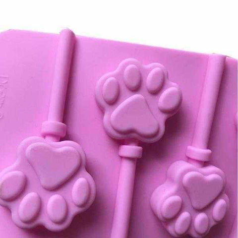 Paw Pops Silicone Mould-DoggyTopia