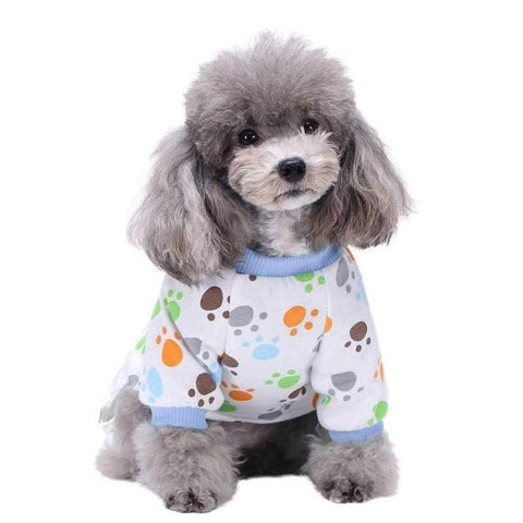 Image of Playful Paws Dog Pajamas-DoggyTopia