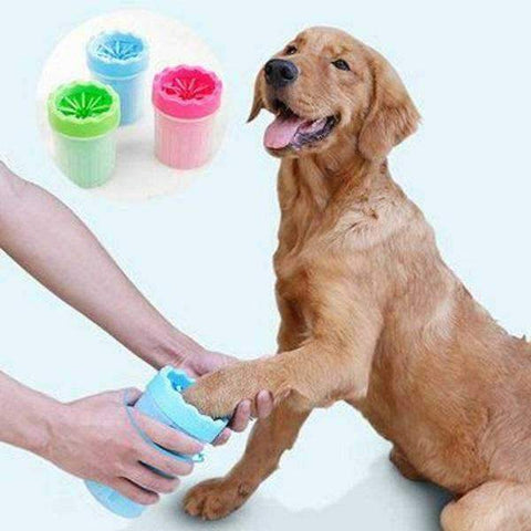 Portable Dog Paw Cleaner-DoggyTopia