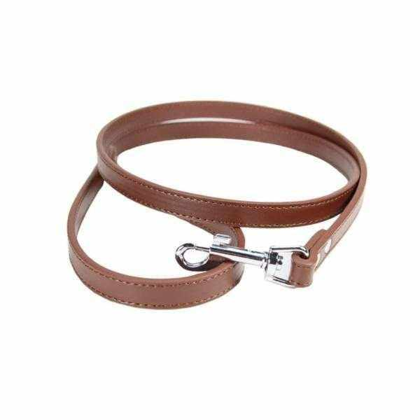 PU Leather Dog Leash-DoggyTopia