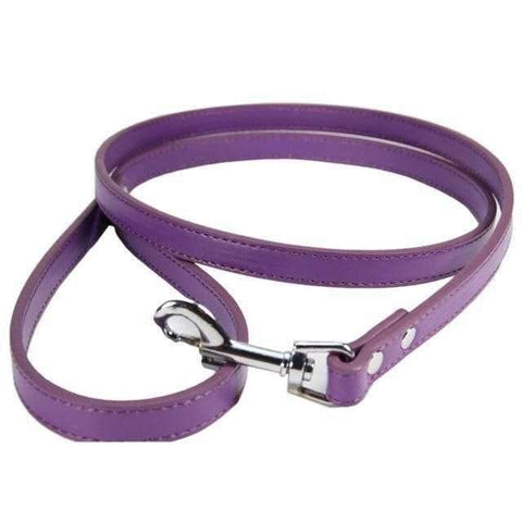 Image of PU Leather Dog Leash-DoggyTopia