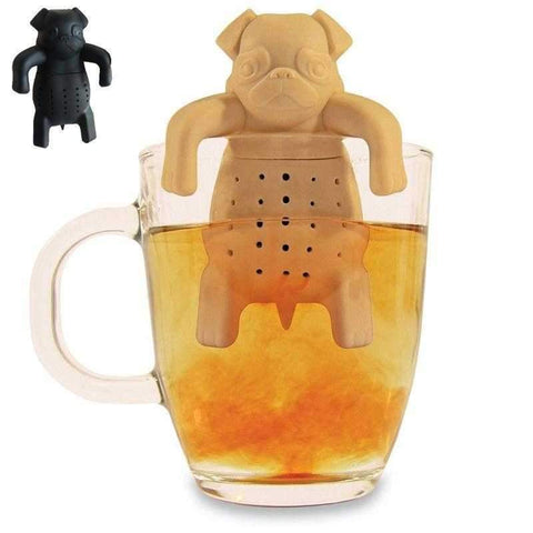 Pug Tea Infuser-DoggyTopia